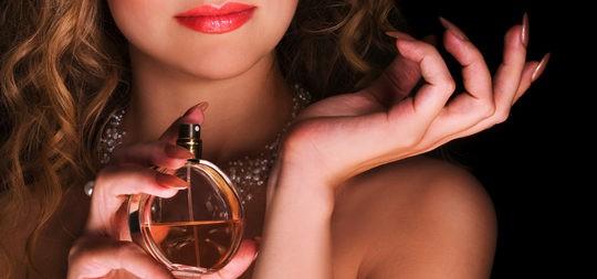 Un buen perfume es un arma de seducción muy potente