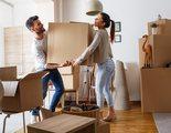 Cómo superar el estrés de una mudanza en pareja
